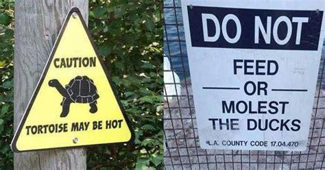 top funny signs weneedfun