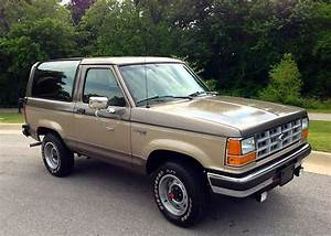 Sell Used 1989 Ford Bronco Ii 4x4 Xlt  U0026quot No Reserve U0026quot  In