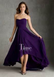 where to find bridesmaid dresses aliexpress buy front back purple bridesmaid dresses 2014 black navy blue