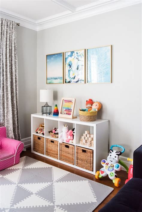Decorating Ideas Playroom by Emerson S Modern Playroom Tour The Sweetest Occasion