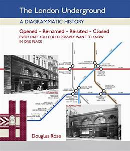 The London Underground A Diagramatic History