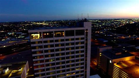 Midland Tx by Drone View Of Downtown Midland Tx
