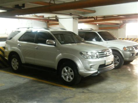 Toyota Modification by Toyota Fortuner Modification