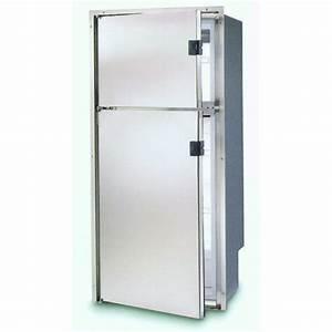 Vitro Frigo 220ltr Dp2600ix 12v  240v 2 Door Fridge  Freezer