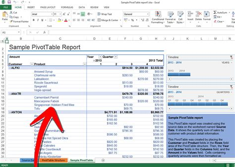excel spreadsheet pivot table 3 easy ways to create pivot tables in excel with pictures