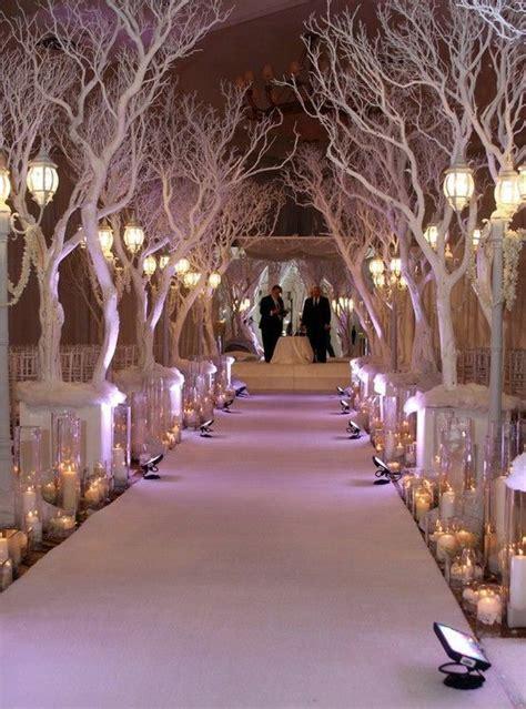 magical winter wonderland wedding ideas weddingomania