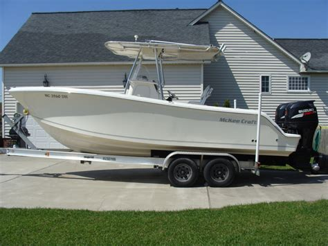 Mckee Boats by 2007 Mckee Craft 24 Sold The Hull Boating