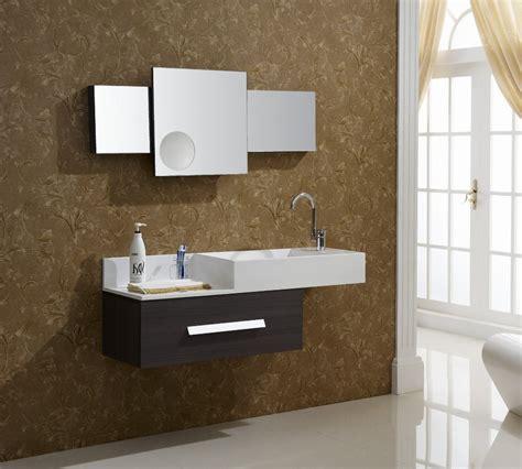 floating bathroom vanity in modern design for your lovely