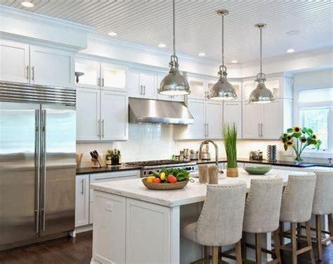 Remodel Kitchen Island Ideas - new kitchen island spacing gl kitchen design