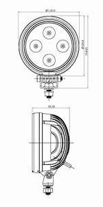 43rn 12w Led Diagram