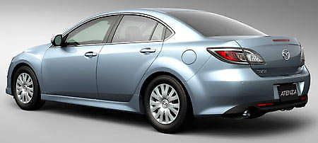 mazda japan models mazda atenza mazda 6 facelifted in japan