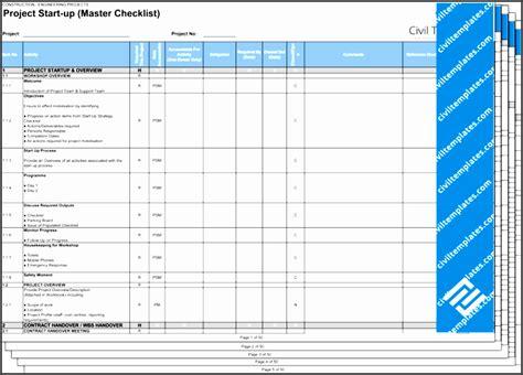 project checklist template sampletemplatess