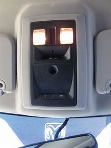 2010 Overhead Console W  Homelink - Pn