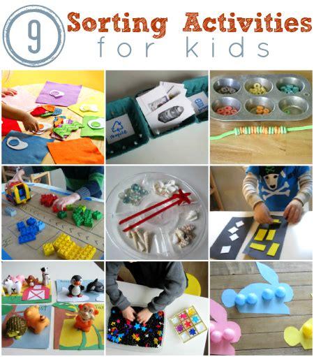 sorting activities for 247   sorting activities for kids
