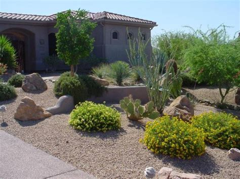 desert front yard landscaping ideas 4 you desert landscaping ideas
