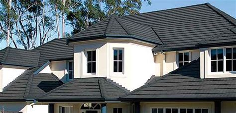traditional concrete roof tile roof tiles by monier