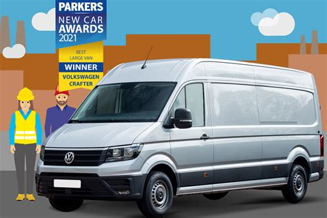 Large Van of the Year | Parkers Car Awards 2021 | Parkers