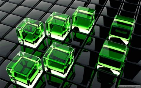 Abstract Wallpaper Cube by Wallpaper Collections Transparent 3d Cubes Wallpaper