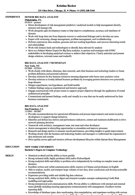 Presents analysis in research format. Resume Examples Data Analyst - Best Resume Ideas
