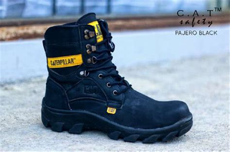 Jual Sepatu Pria Caterpillar jual sepatu caterpillar boots pria safety di lapak sport