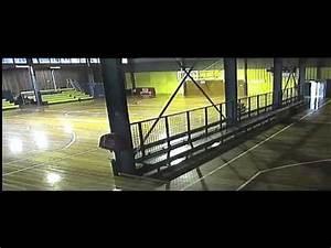 Haunted Newcastle Basketball Stadium - YouTube
