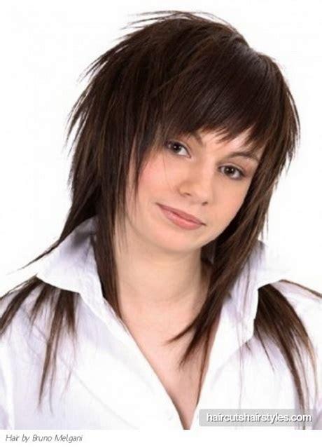 chunky layered haircuts
