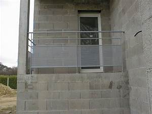 Garde corps acier Lyon, Garde corps escalier Mions portail