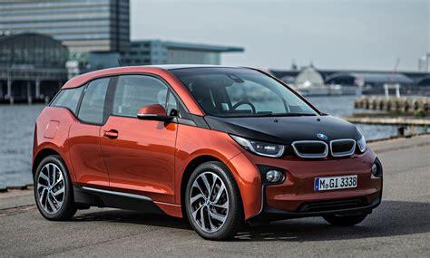 el bmw  es ya el coche electrico mas vendido en espana