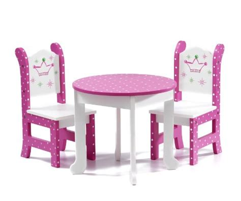 18 doll furniture table and chairs fun with dolls com 18 inch doll furniture fits american