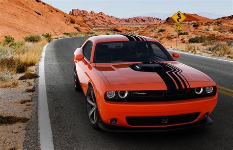 Dodge Car : Dodge Challenger And Charger Get Fresh Heritage-inspired