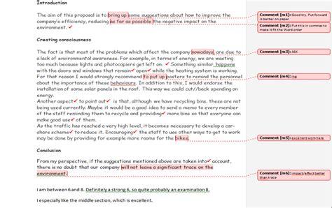 informal proposal  labels cae formal writing