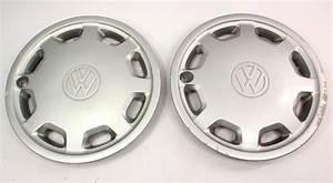Genuine Hub Cap Wheel Cover Pair 14