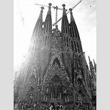 Gaudi Sagrada Familia Ceiling | 2448 x 3264 jpeg 3431kB
