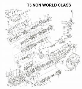 T5 Transmission Parts