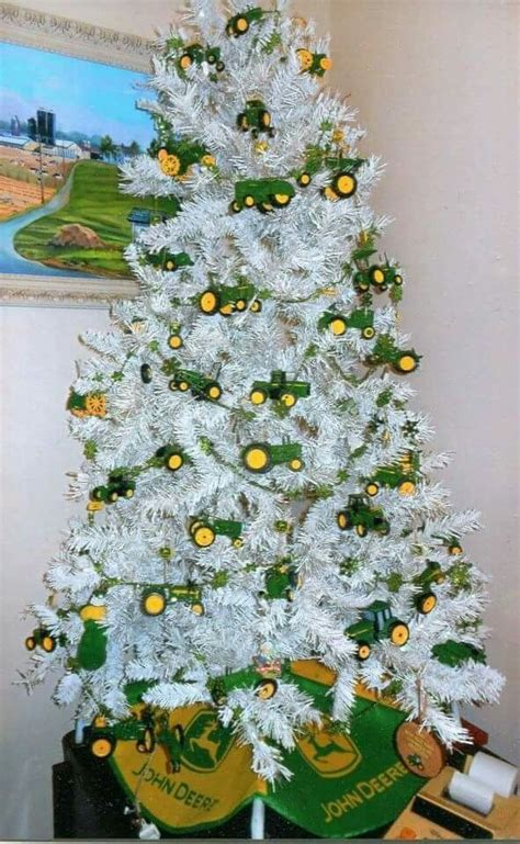 tractor christmas tree lights 17 best images about tractor on kerst trees and deere