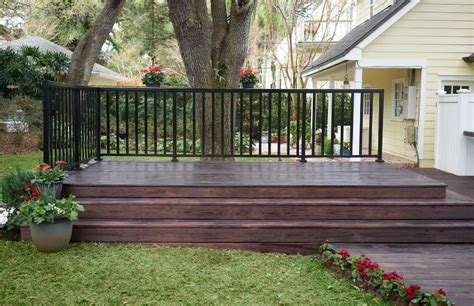 Deck And Fence Inspiration The Home Depot Canada
