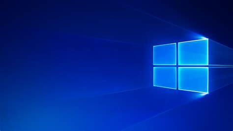 Wallpaper Windows 10 S, Stock, Blue, Hd, 4k, Technology