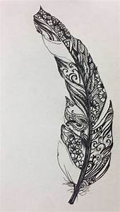 Dessin De Plume Facile : significado de tatuagem de pena o que significa ~ Melissatoandfro.com Idées de Décoration