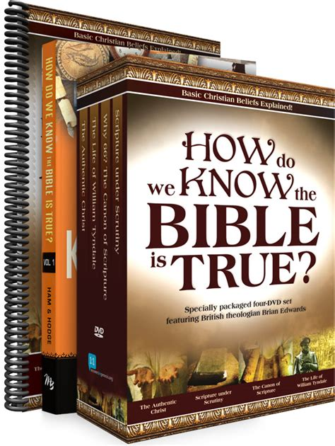 How Do We Know the Bible Is True? (Combo) | Answers in Genesis