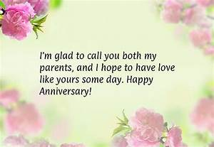 25th anniversary quotes for parents anniversary wishes With wedding cards messages from parents