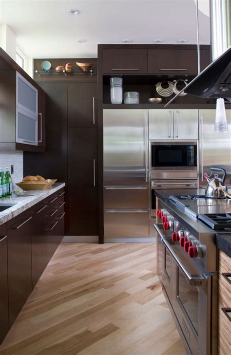 Gray Kitchen Cabinets Ideas - 30 classy projects with dark kitchen cabinets home remodeling contractors sebring design build