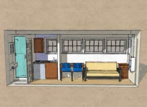 shipping container homes interior design interior container house design