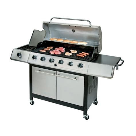 Char Broil K6B  Gas Grill Review Meet and Grill