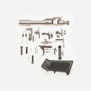 M16 Complete Lower Receiver Replacement Parts Set Plus