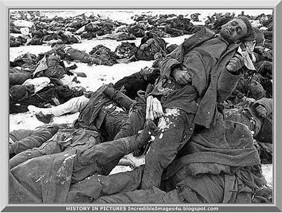 Stalingrad German Soldiers Germans Dead War Sad