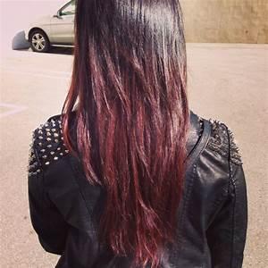Ombré Hair Auburn : auburn ombre hair by ji min yelp ~ Dode.kayakingforconservation.com Idées de Décoration