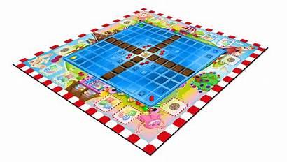 Candy Crush Board Strike Boardgame 3rd Luck