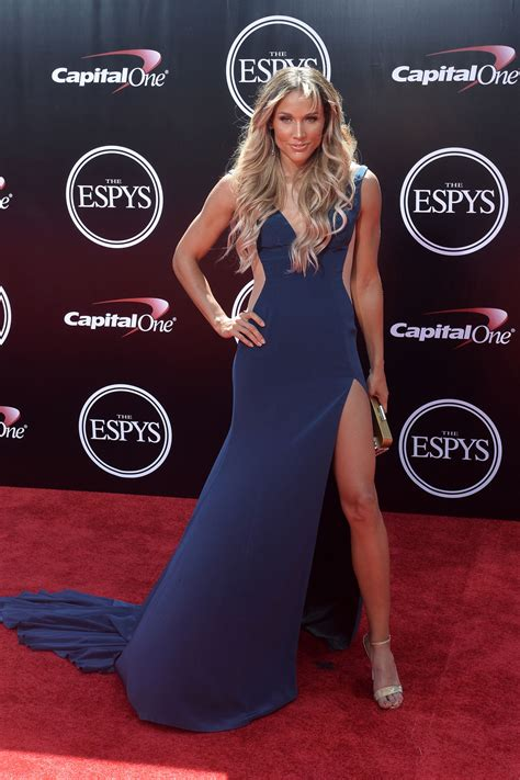 sports stars slay  red carpet    espy awards