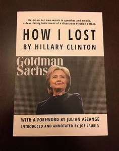 """WikiLeaks on Twitter: """"NEW book: """"How I Lost By Hillary ..."""