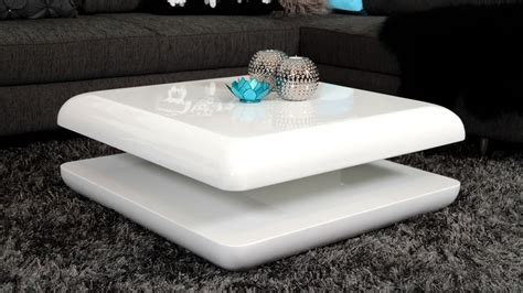 white gloss coffee table stylish white high gloss coffee table square funky 1312